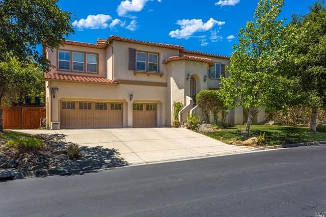 5216 Oakridge Drive, Fairfield, CA 94534 (#321049451) :: Intero Real Estate Services