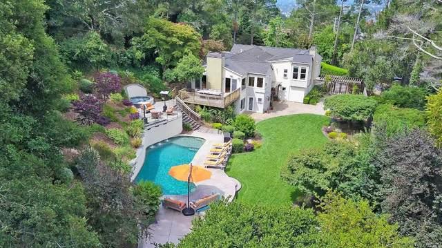 45 Hacienda Drive, Tiburon, CA 94920 (#321052930) :: The Abramowicz Group