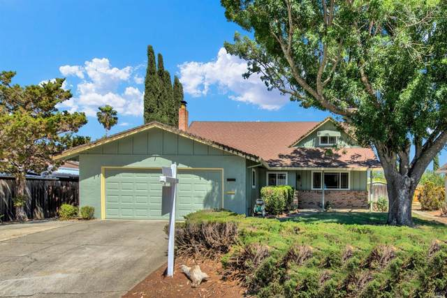 2814 Rose Court, Fairfield, CA 94533 (#321053300) :: The Abramowicz Group