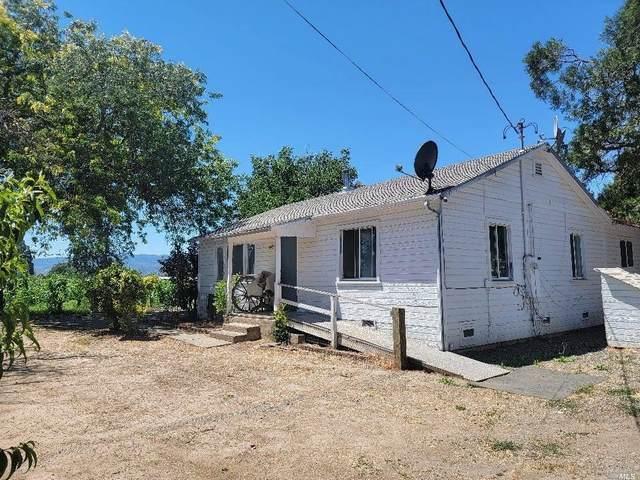76740 Henderson Lane, Covelo, CA 95428 (#321055771) :: Golden Gate Sotheby's International Realty