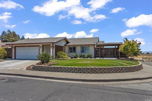 140 White Chapel Drive, Benicia, CA 94510 (#321061525) :: Golden Gate Sotheby's International Realty