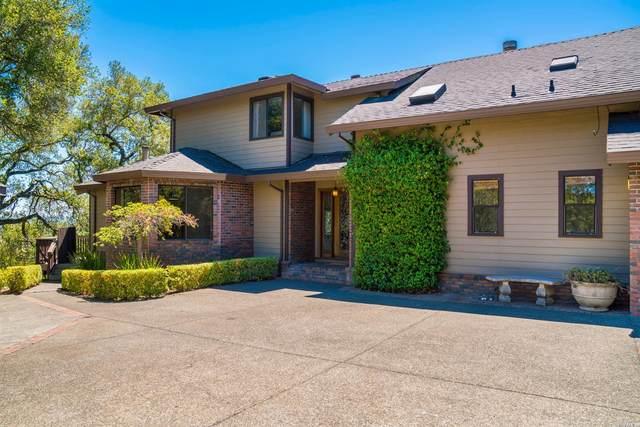 1125 Sunnyside Drive, Healdsburg, CA 95448 (#321064778) :: The Abramowicz Group