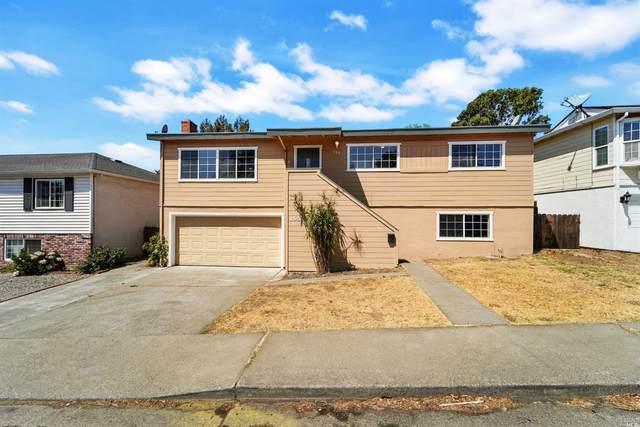 155 El Poco Place, Vallejo, CA 94589 (#321065206) :: Golden Gate Sotheby's International Realty