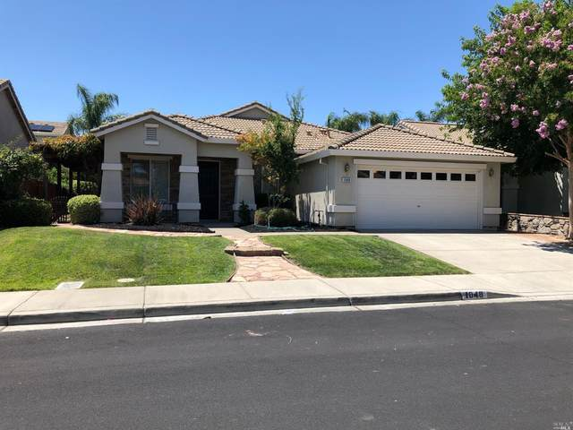1048 Mission Bay Drive, Vacaville, CA 95688 (#321065230) :: Lisa Perotti | Corcoran Global Living