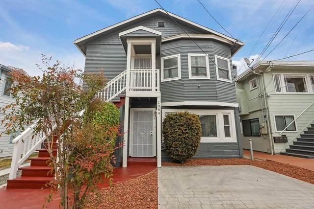 1064 55th Street, Oakland, CA 94608 (#321066056) :: Golden Gate Sotheby's International Realty
