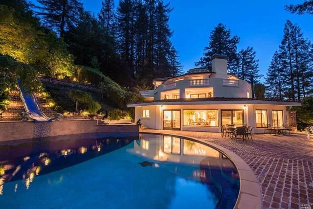 70 Rock Road, Kentfield, CA 94904 (#321065892) :: Lisa Perotti | Corcoran Global Living