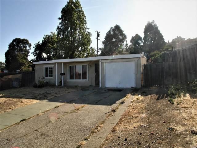209 Jordan Street, Vallejo, CA 94591 (#321067115) :: Golden Gate Sotheby's International Realty