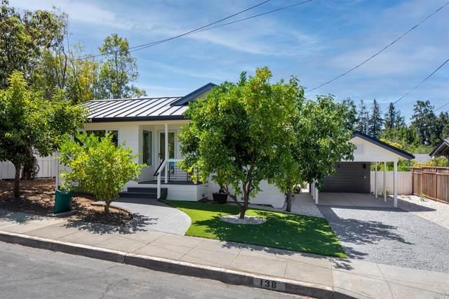 138 Sherman, Healdsburg, CA 95448 (#321067602) :: Hiraeth Homes