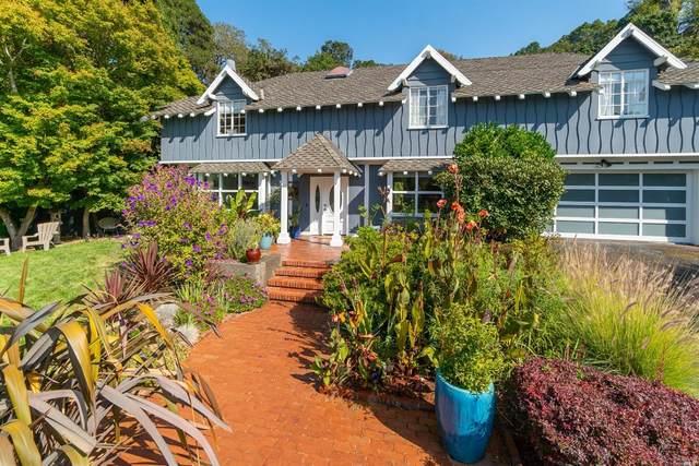 11 Riviera Place, San Rafael, CA 94901 (#321089115) :: Corcoran Global Living