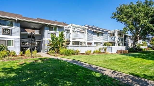 225 Burt Street #6, Santa Rosa, CA 95407 (#321091065) :: Team O'Brien Real Estate