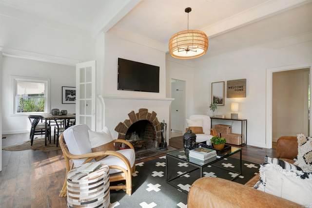 49 Sunnyside Ave, San Anselmo, CA 94960 (#321093343) :: Golden Gate Sotheby's International Realty