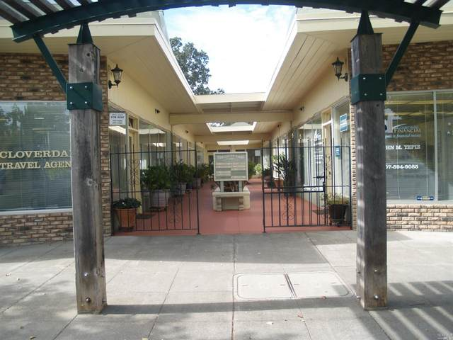 129 N Cloverdale Boulevard, Cloverdale, CA 95425 (#321095769) :: RE/MAX GOLD
