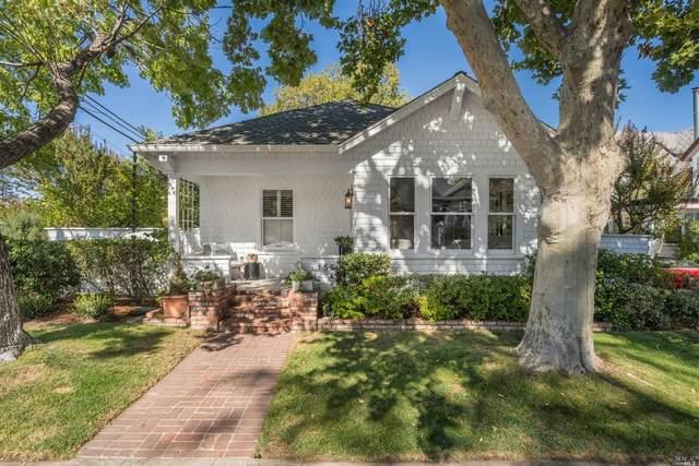 1550 Kearney Street, St. Helena, CA 94574 (#321095606) :: Corcoran Global Living