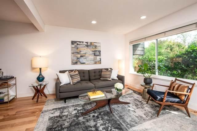 1411 Casa Buena Drive #35, Corte Madera, CA 94925 (#321084966) :: Team O'Brien Real Estate
