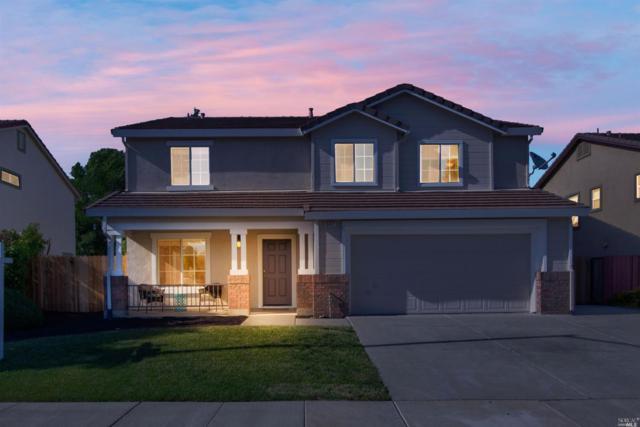 567 Christine Drive, Vacaville, CA 95687 (#21811219) :: Rapisarda Real Estate