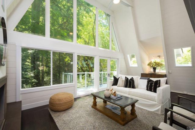 323 Madrone Avenue, Larkspur, CA 94939 (#21814002) :: W Real Estate | Luxury Team