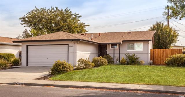 2248 Santa Cruz Drive, Fairfield, CA 94534 (#21823728) :: W Real Estate | Luxury Team