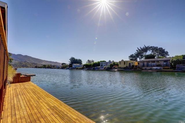 145 Dipsea Road, Stinson Beach, CA 94970 (#21827158) :: Ben Kinney Real Estate Team