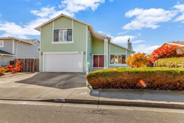 346 Warwick Drive, Benicia, CA 94510 (#21904497) :: Perisson Real Estate, Inc.