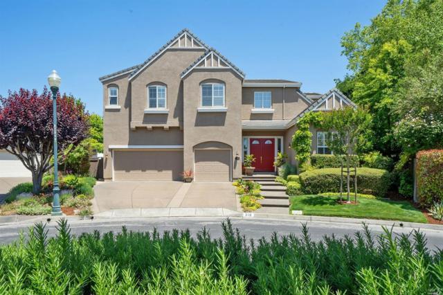 310 Crickett Court, Petaluma, CA 94954 (#21914112) :: Rapisarda Real Estate