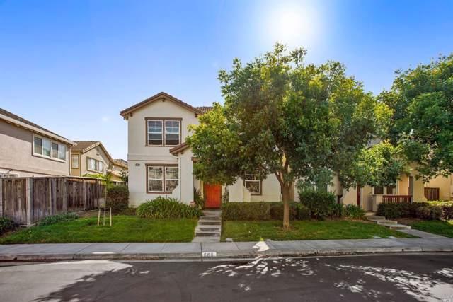 665 Greentree Circle, Fairfield, CA 94534 (#21923726) :: Coldwell Banker Kappel Gateway