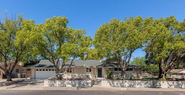 499 La Cresta Drive, Vacaville, CA 95688 (#21923969) :: Rapisarda Real Estate
