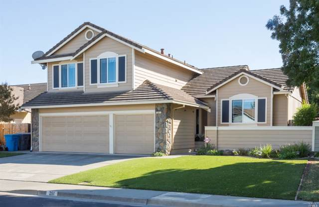 261 Larkspur Drive, Vacaville, CA 95687 (#21926660) :: RE/MAX GOLD