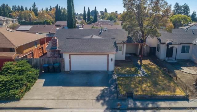 845 Breton Drive, Fairfield, CA 94533 (#21928358) :: Team O'Brien Real Estate