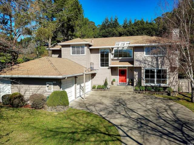 1 Biscayne Court, San Rafael, CA 94901 (#22004280) :: W Real Estate | Luxury Team