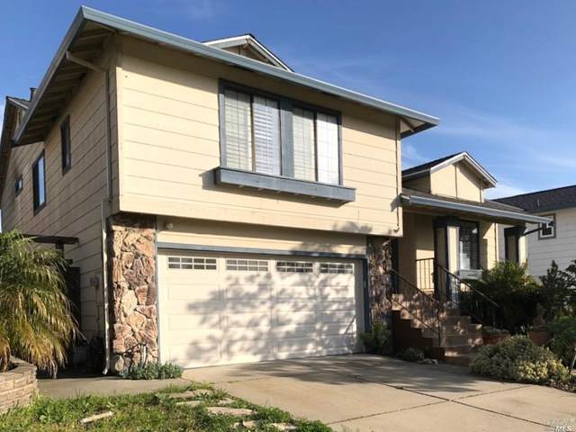 438 North Regatta Drive, Vallejo, CA 94591 (#22004881) :: Hiraeth Homes