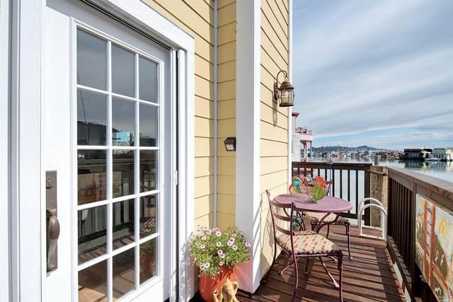 2 Issaquah Dock, Sausalito, CA 94965 (#22005700) :: Hiraeth Homes