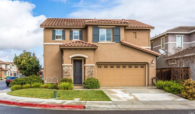 1345 Cornell Drive, Dixon, CA 95620 (#22005870) :: Rapisarda Real Estate
