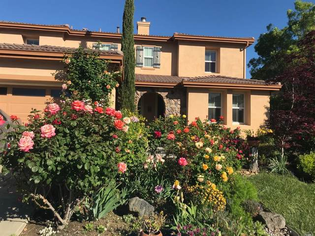 43 Pelleria Drive, American Canyon, CA 94503 (#22009793) :: Hiraeth Homes