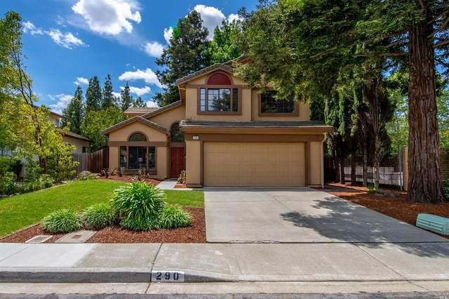 290 Saybrook Avenue, Vacaville, CA 95687 (#22010532) :: RE/MAX GOLD