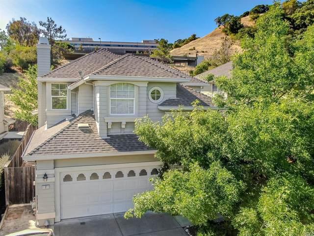 7 Vista Marin Drive, San Rafael, CA 94903 (#22011369) :: Team O'Brien Real Estate