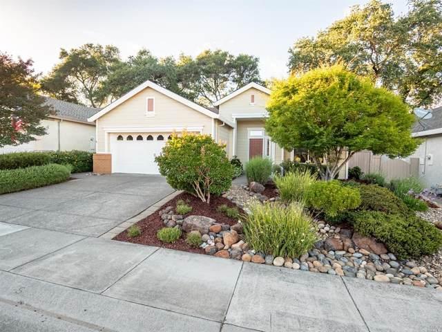 124 Porterfield Creek Drive, Cloverdale, CA 95425 (#22012308) :: Rapisarda Real Estate