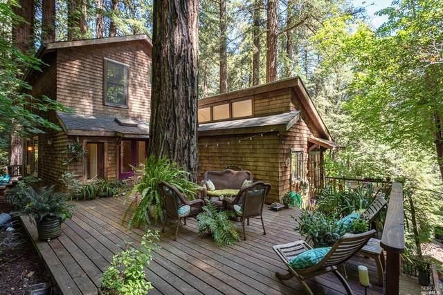 21 Sylvan Way, Woodacre, CA 94973 (#22012874) :: Intero Real Estate Services
