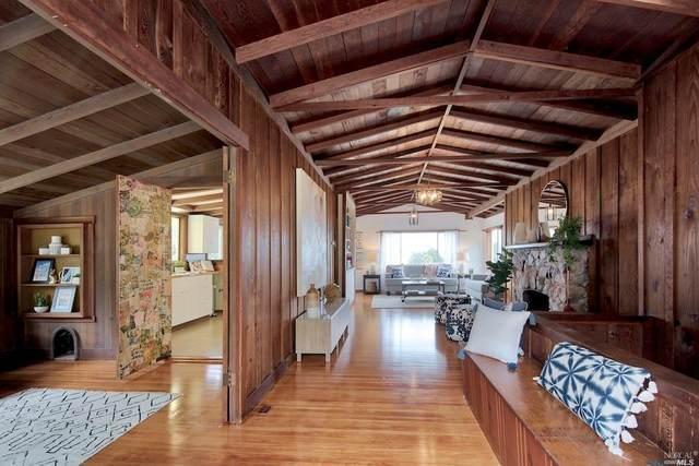 45 Buena Vista Avenue, Stinson Beach, CA 94970 (#22013468) :: Golden Gate Sotheby's International Realty