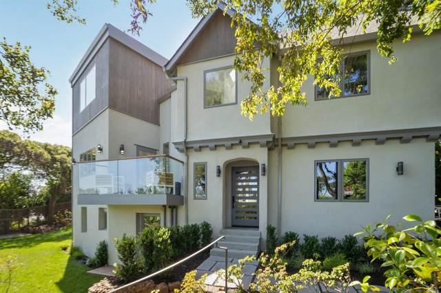 94 San Carlos Avenue, Sausalito, CA 94965 (#22014144) :: Intero Real Estate Services