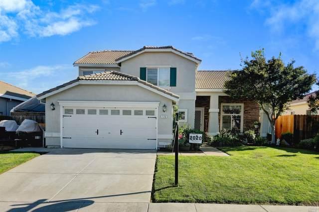 136 Diablo Creek Way, Vacaville, CA 95688 (#22017014) :: Rapisarda Real Estate