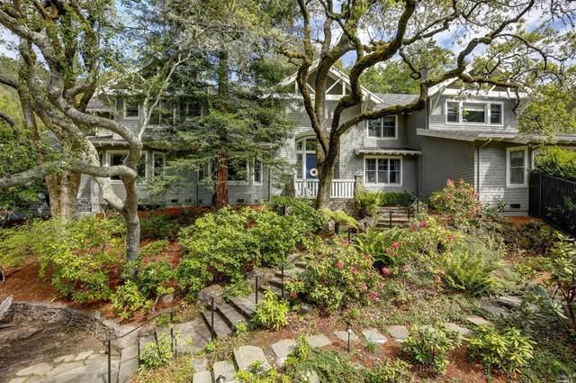 45 Evergreen Drive, Kentfield, CA 94904 (#22018332) :: Intero Real Estate Services