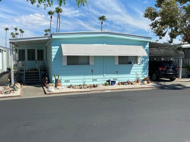 300 E H Street #55, Benicia, CA 94510 (#22019188) :: Lisa Perotti | Corcoran Global Living