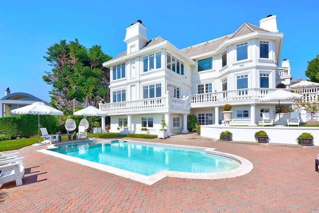 190 Gilmartin Drive, Tiburon, CA 94920 (#22020740) :: Rapisarda Real Estate
