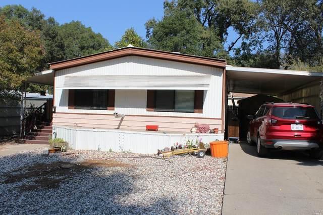 10755 Mobile Village Way #2, Willits, CA 95490 (#22022292) :: Lisa Perotti | Corcoran Global Living