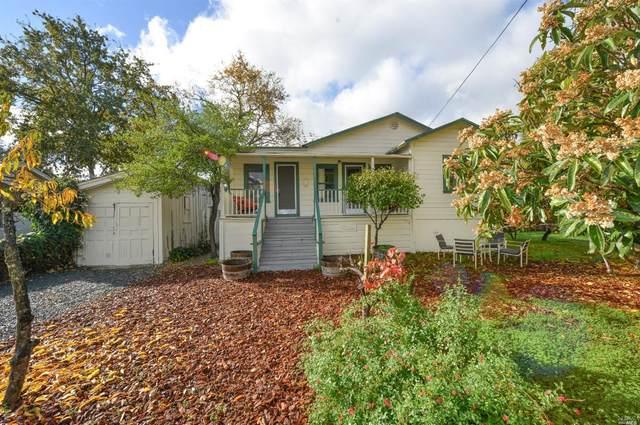 1135 Church Street, St. Helena, CA 94574 (#22024364) :: Rapisarda Real Estate
