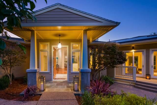 52 Tappan Road, San Anselmo, CA 94960 (#22026014) :: Corcoran Global Living