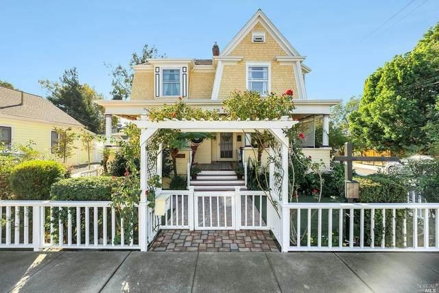 401 Morgan Street, Suisun City, CA 94585 (#22026682) :: Jimmy Castro Real Estate Group