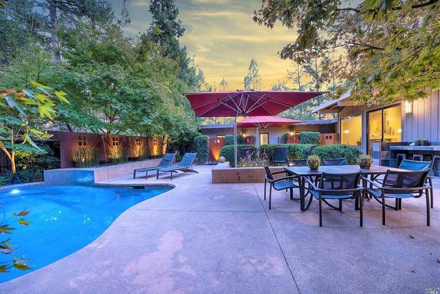 188 Knoll Place, St. Helena, CA 94574 (#22028362) :: Corcoran Global Living