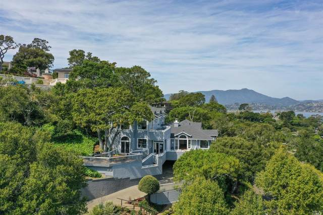 75 Madrona, Belvedere, CA 94920 (#321018751) :: The Abramowicz Group