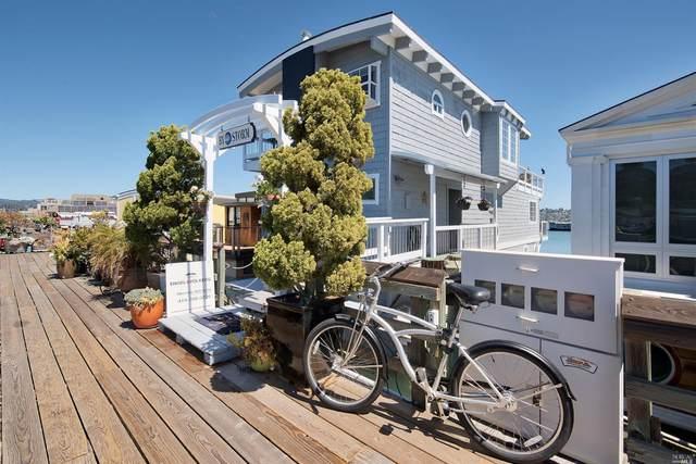 64 Liberty Dock, Sausalito, CA 94965 (#321020848) :: Team O'Brien Real Estate
